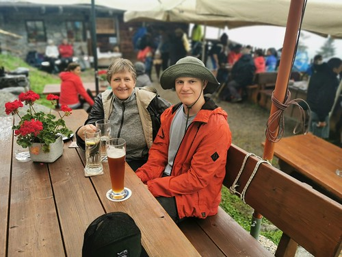 03.08.2021 Berger Alm mit Manuel