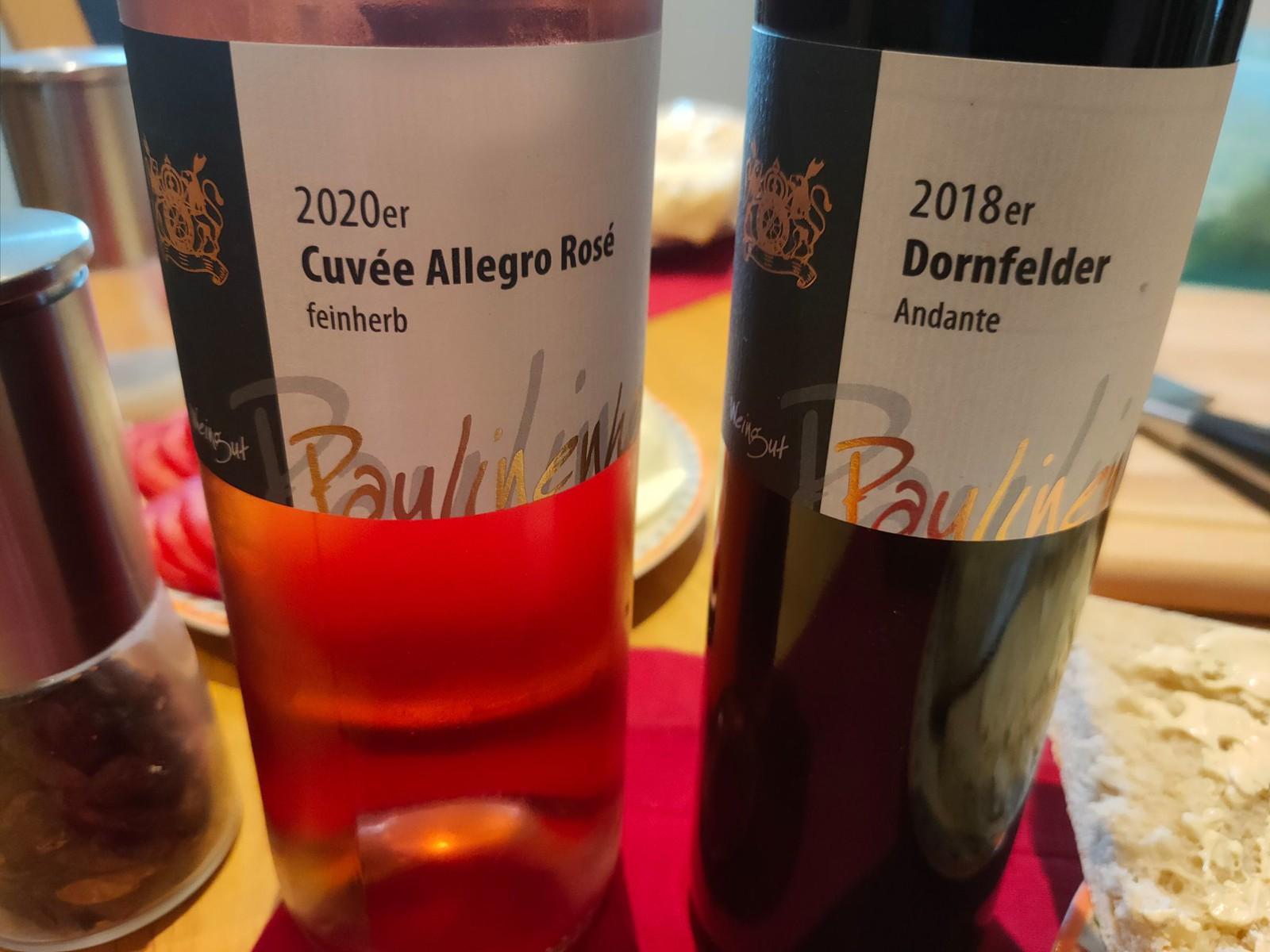 Musik zum Grillen: Allegro und Andante vom Paulinenhof Selzen