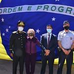 Segue álbum da solenidade de hoje: Deputado Roosevelt Vilela participa do evento de lançamento das obras no 8º GBM, em Ceilândia