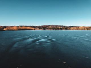 Autumn Ice Sea