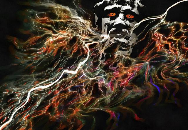 The God of White Lightning