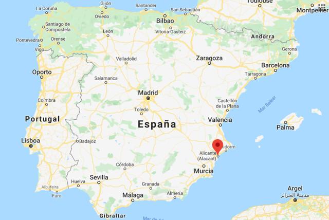 map-alicante-spain