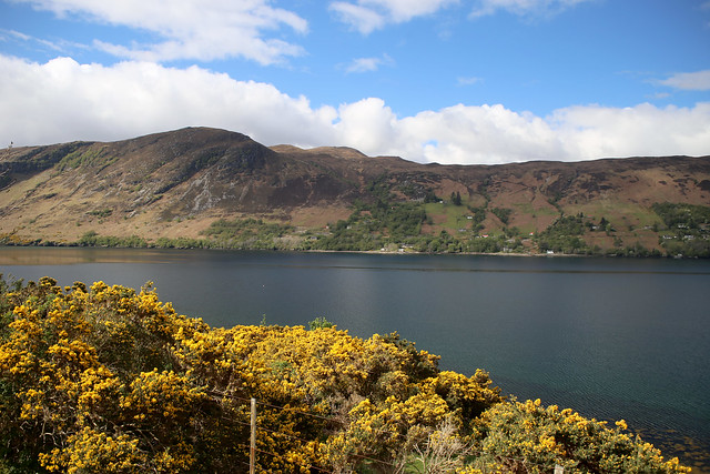 Loch Broom near Leckmelm
