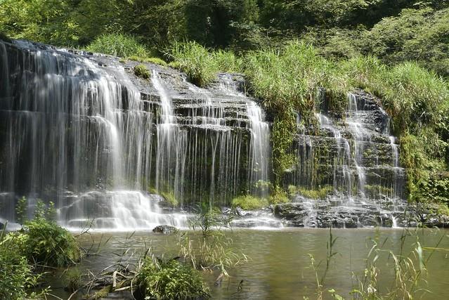 宮島狭 二の滝