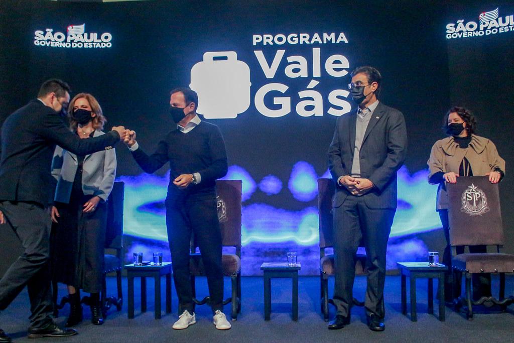 Evento de Ampliação do Vale Gás