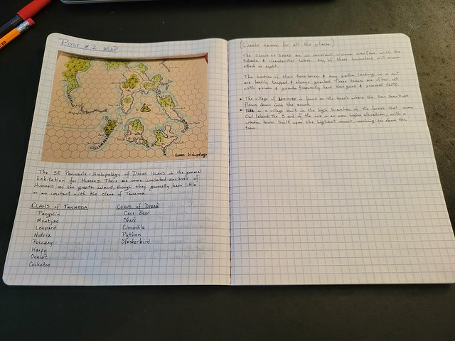 RPG-a-Day 2012 prompt 2 Maps