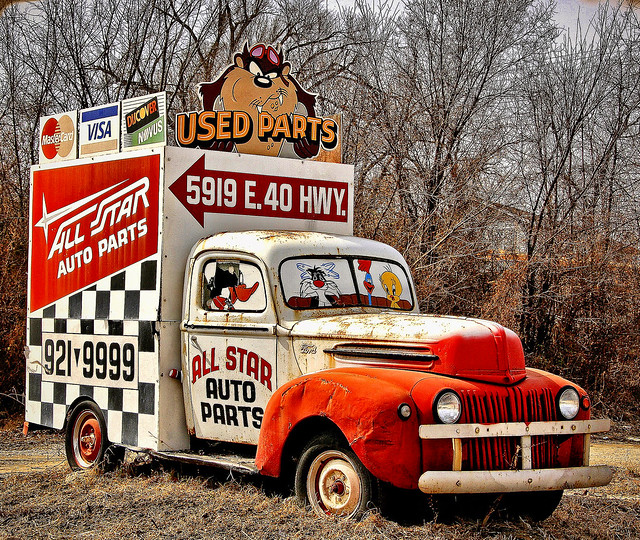 ALL-STAR Used Auto Parts - Kansas City, Missouri USA
