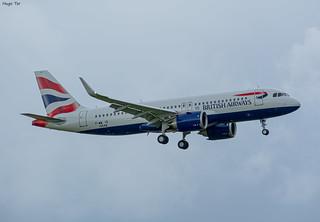 Airbus A320-200neo [F-WWIG ; msn 10548] British Airways