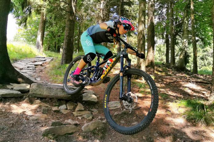 """Tipy Bike SNOW tour 2021: Říčky – """"tajný"""" tip pro bikery"""