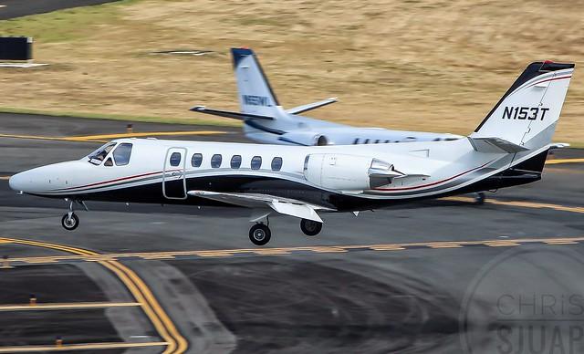 Private/Cessna 550 Citation II/N153T