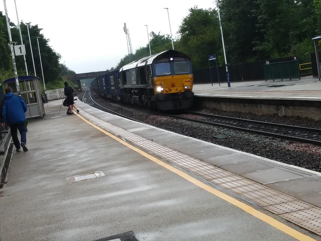 Direct Rail Services Class 66 66429