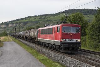 D FWK 155 196-9 Thüngersheim 27-07-2021