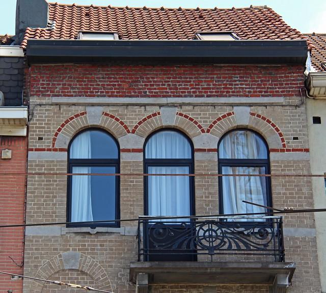 BRUXELLES - Art nouveau / Arch. E. Frankinet