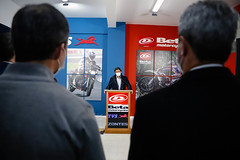 2021-08-03 Inauguración de concesionaria de motos de Puchi Ontiveros