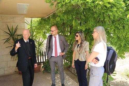 2021-07-30 Lithuanian Ambassador Visit