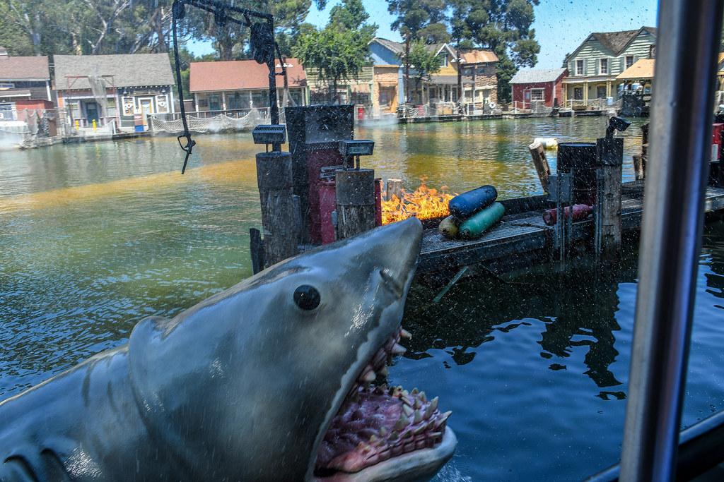 Jaws Studio Tour