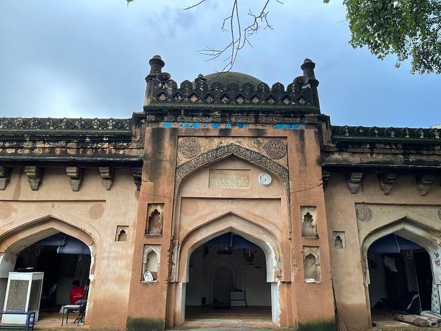 City Monument - Blue Mosque, Hauz Khas Enclave