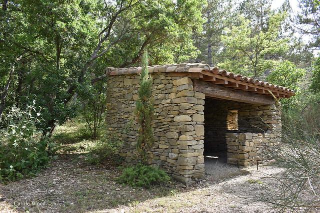 Cournanel - Chemin des cabanes