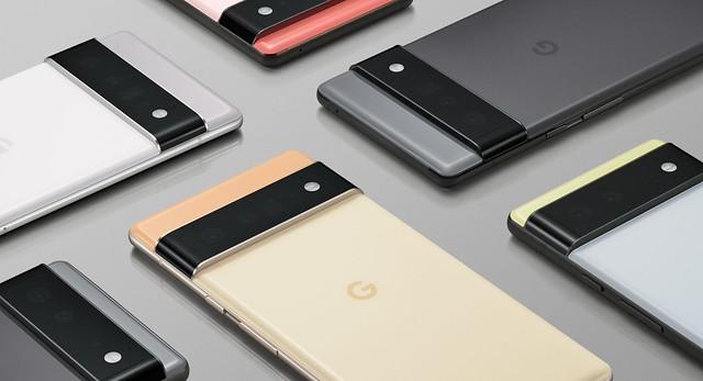 Google Dah Tak Sabar, Spesifikasi Dan Rekaan Penuh Pixel 6 Dan Pixel 6 Pro Didedahkan