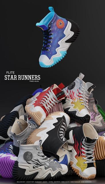 FLite.- STAR RUNNERS