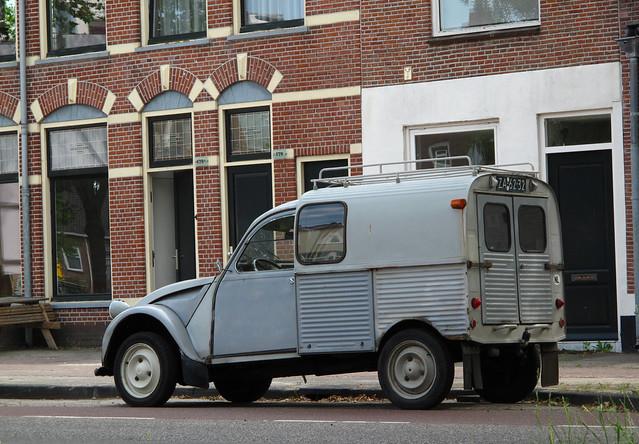 1969 Citroën AZU