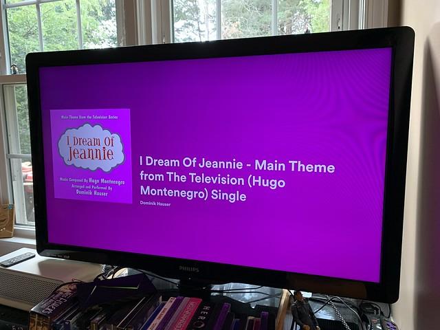 I Dream Of Jeanie Theme