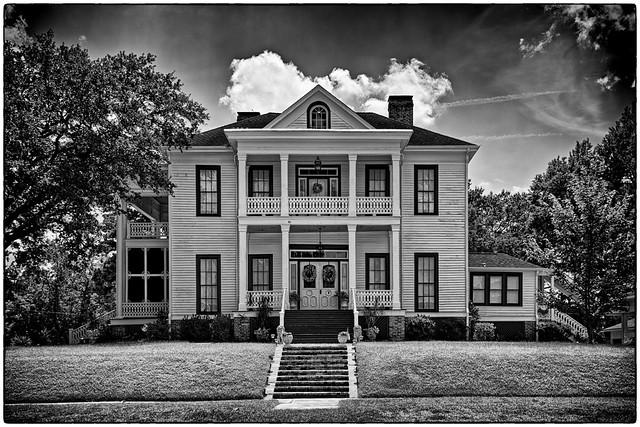 Schluter House, Jefferson, TX