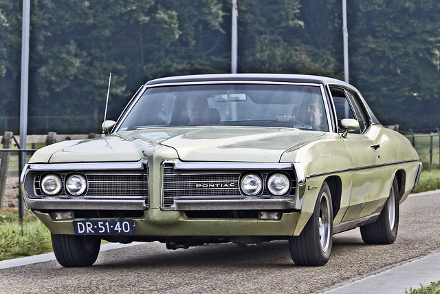 Pontiac Ventura Sports Coupé 1969 (8831)