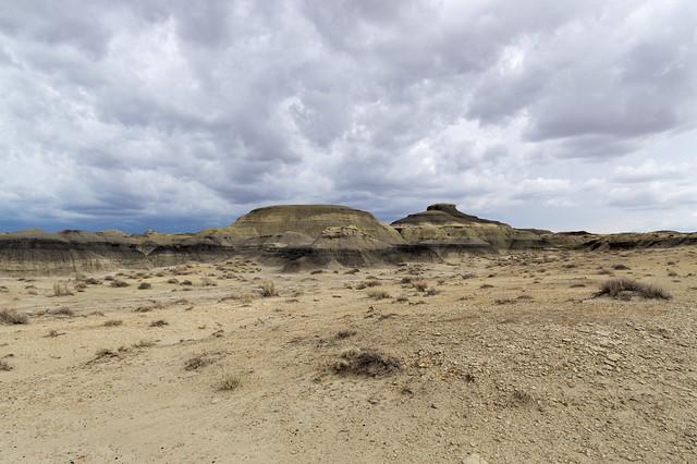 Bisti Badlands Panorama