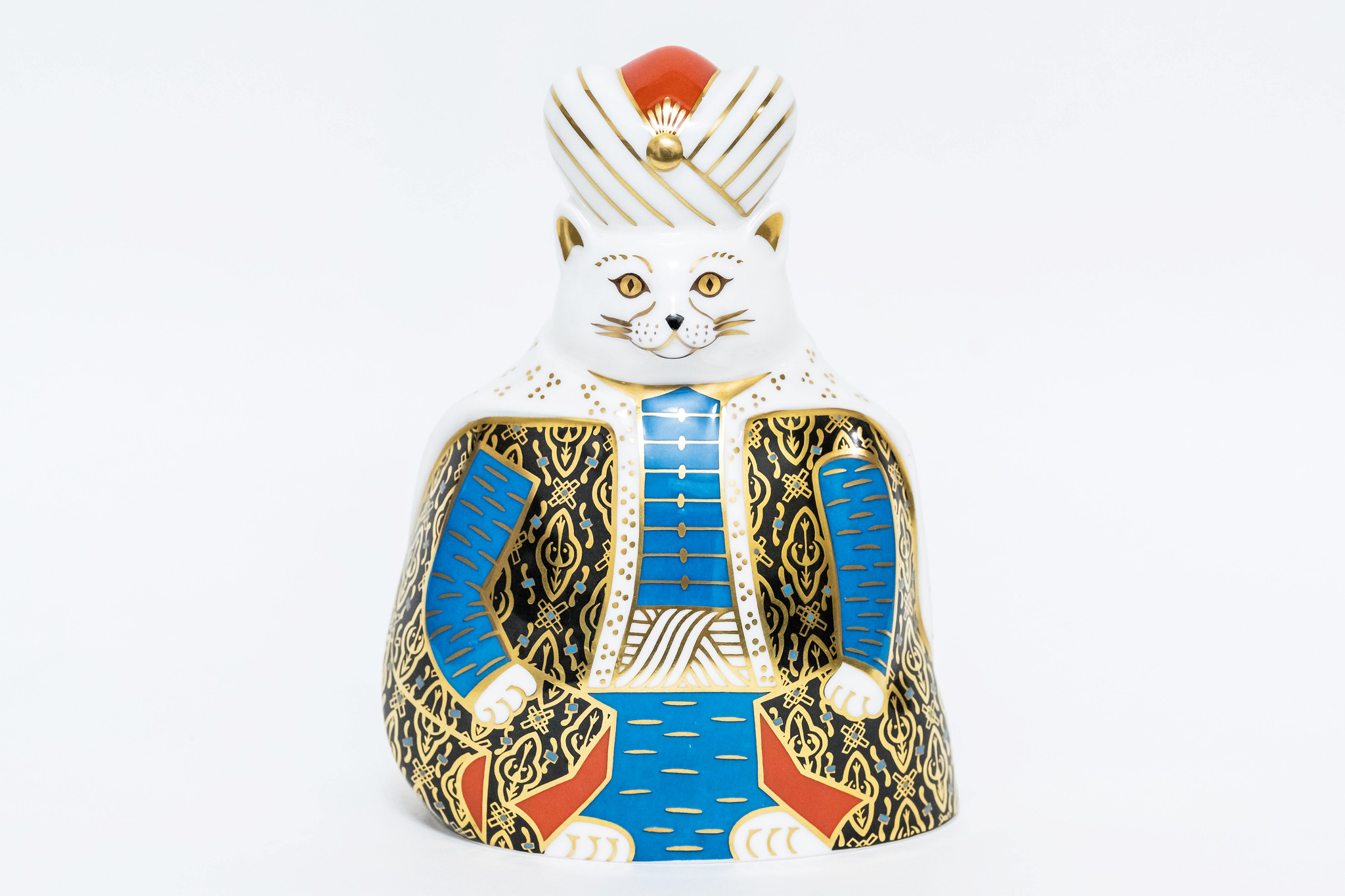 Royal Cat / Royal Crown Derby