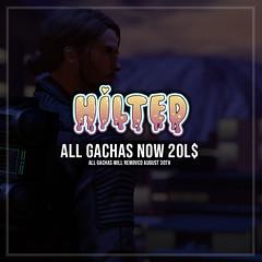 HILTED - Gachas Sale