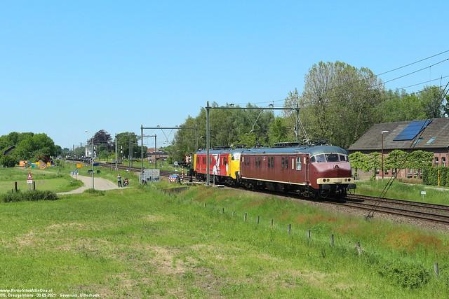 NSM 3031 & Stichting 2454-CREW 3029 - Sevenum (NL) 30-05-2021.