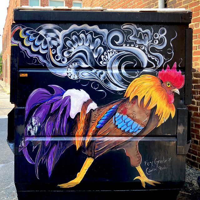 Refuse Rooster