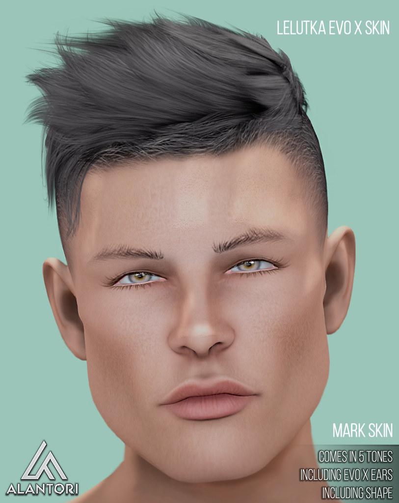 ALANTORI | Mark Skin Evo X