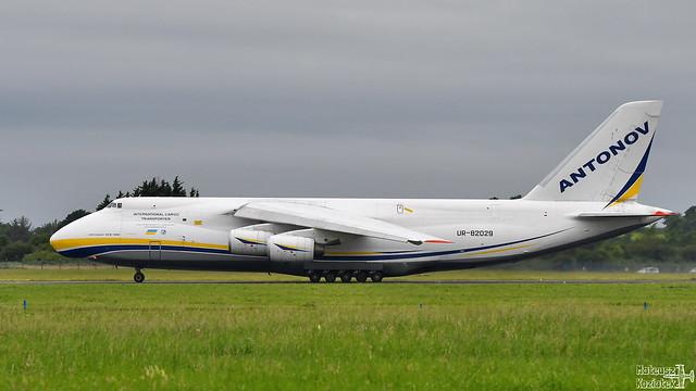 Antonov Airlines 🇺🇦 Antonov An-124-100 UR-82029