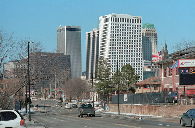 Denver Ave., Tulsa, OK