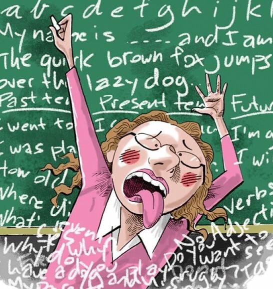 O mito de aprender inglês com professor nativo