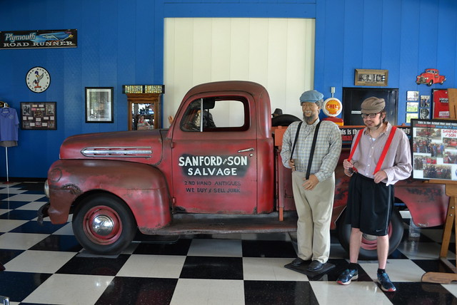 Sanford and Son Truck