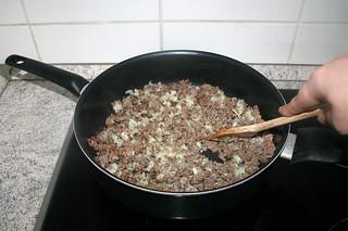 15 - Braise onion / Zwiebel andünsten