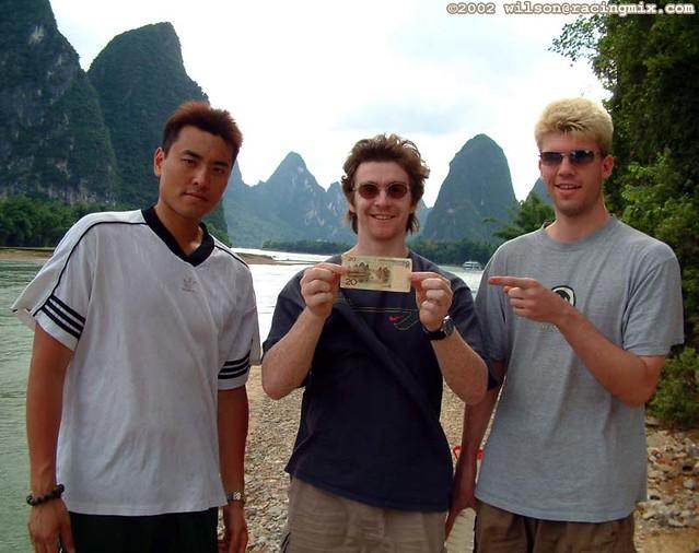 Yangshuo, 2002