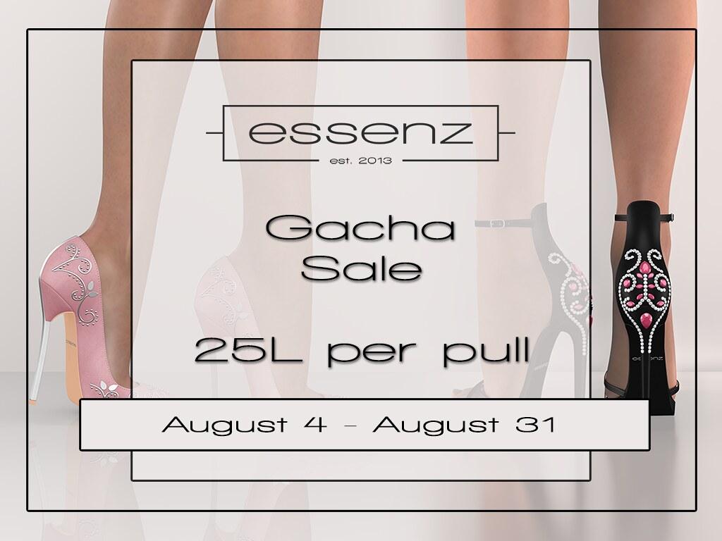 Essenz – Gacha Sale