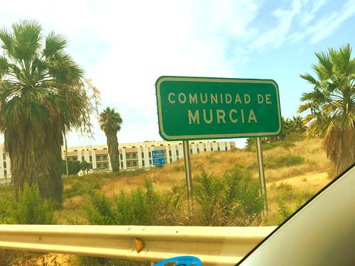 Comunidad de Murcia, en San Pedro del Pinatar
