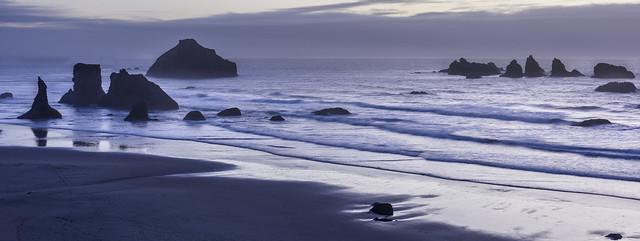 Bandon Beach Bluelight