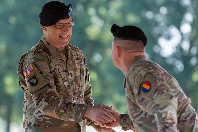 U.S. Army Cadet Command, Change of Command Ceremony | 2021