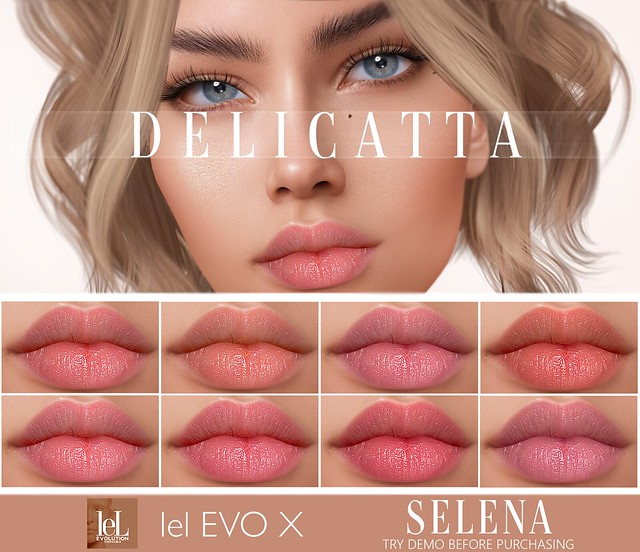 Delicatta - Selena (LeLUTKA Evolution/Evolution X)
