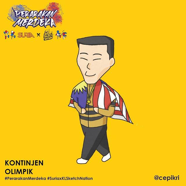 Tema 1 - Kontinjen Olimpik
