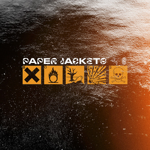 """UnCovered: Paper Jackets' Frontman James Mason Discusses the """"Bones"""" Cover Artwork"""