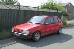 Peugeot 205 D