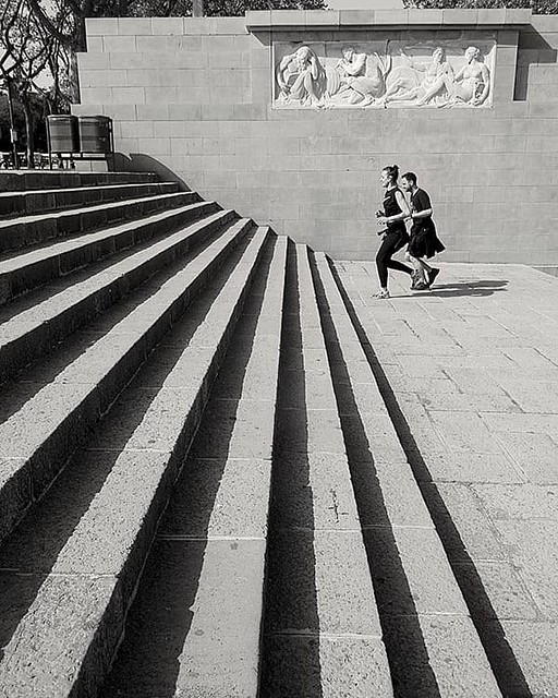 Plaza España / Barcelona / Spain