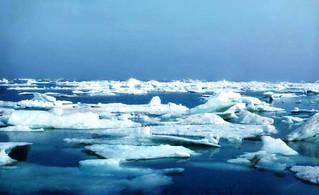 Mai così poco ghiaccio nell'Artico come quest'estate